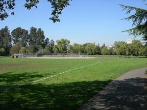 Playfield of Montlake