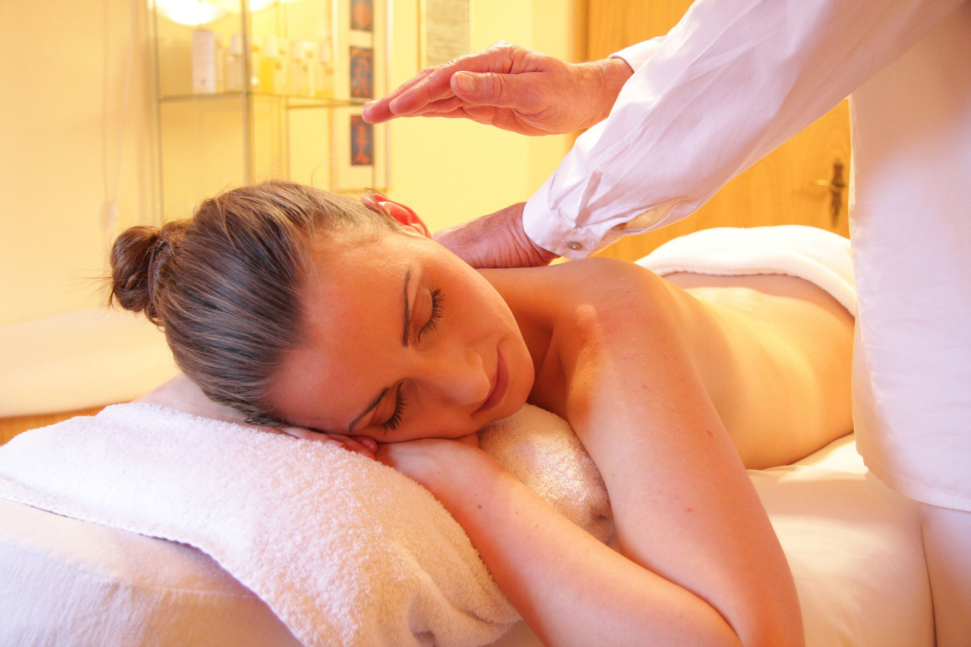 Massage Can Be Used To Manage Some Terminal Illness